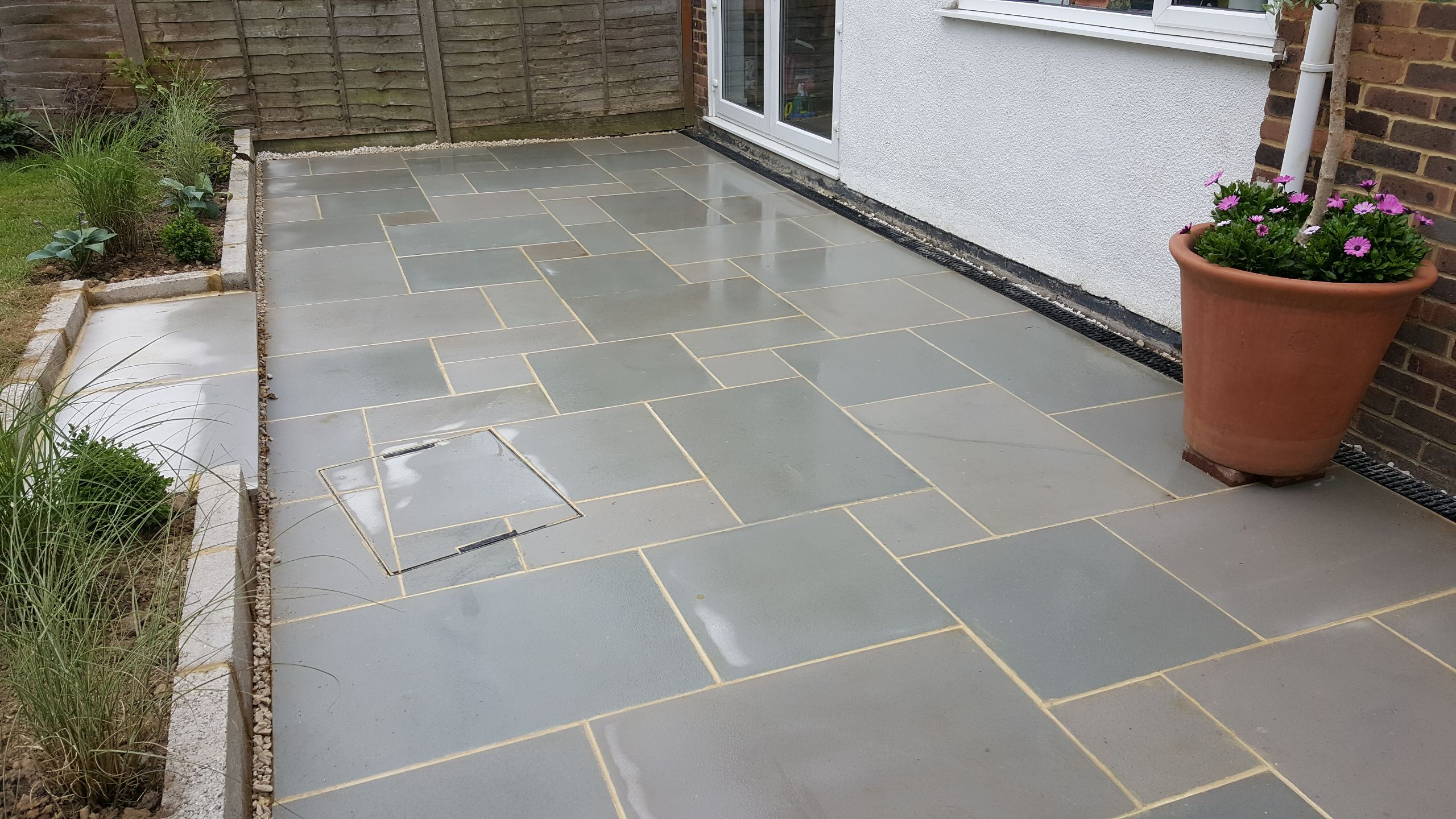 Tessellation Patio